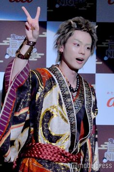 """(Image Shoji Shibata """"Eki-chan"""" Ebisu to cheer on ground breaking level in Ebisu Reference Images, Pose Reference, Male Kimono, Kamen Rider Series, Japanese Boy, Top Coat, My Beauty, Actors & Actresses, How To Look Better"""