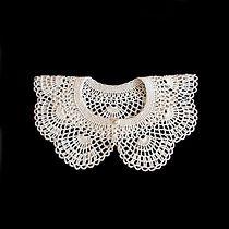 Lace Knitting Patterns, Crochet Cardigan Pattern, Crochet Collar, Lace Collar, C2c Crochet, Crochet Shawl, Collar Pattern, Hand Embroidery Designs, Crochet Designs
