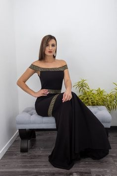 Off Shoulder Maxi Dress-Maxi Dress-Moda Fina Boutique Mini Club Dresses, Satin Lingerie, Queen, Off The Shoulder, Sequins, Rompers, Glamour, Boutique, Elegant