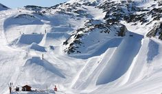 Les Deux Alpes Freestyle Land
