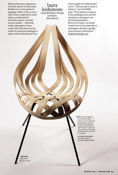 #ClippedOnIssuu from American Craft 2015 Digital Bonus: The Furniture Issue