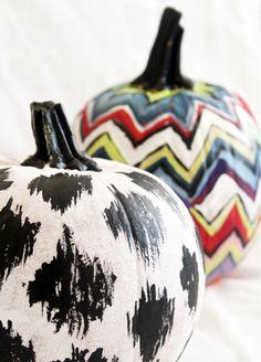 i'm never carving a pumpkin again.