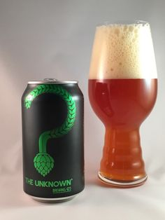 Over The Edge-American IPA-The Unknown Brewing Co PD