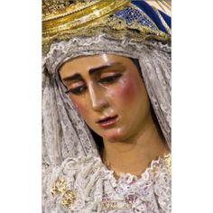Madre de Dios de las Angustias, ruega por nosotros. #sevilla #virgendelasangustias #virgendelosgitanos