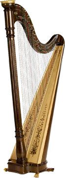 Lyon and Healy Prelude Harp - this is the Harp I would like to buy!