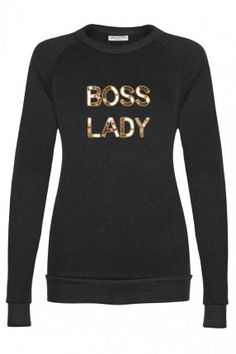 Boss Lady!