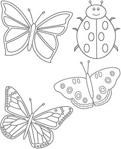 Best Butterfly Coloring Pages For Kids 91 Various Butterflies Funny Coloring