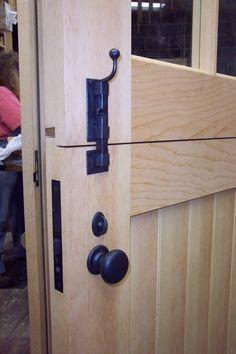 dutch doors for log homes | Custom Designed Doors for Log Home