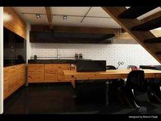 2014 Great Modern Loft Style Ideas