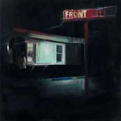 Brett Amory for Jonathan LeVine Gallery at CONTEXT... - SUPERSONIC ART