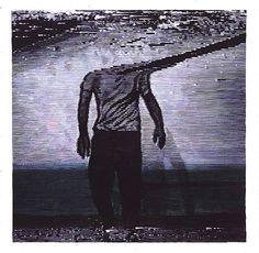 Kon Trubkovich, Untitled, 2007, Watercolor on paper, 11 x 11 inches