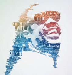 Typography art. Awesome.