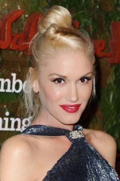 #TheList: Holiday Hair. Gwen Stefani