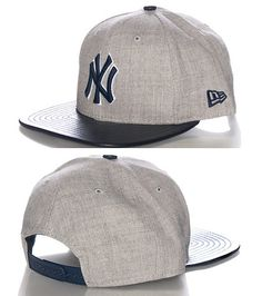 ad3282fe NEW ERA New York Yankees MLB strapback cap MLB Baseball Embroidered team  logo on front Adjustable st.