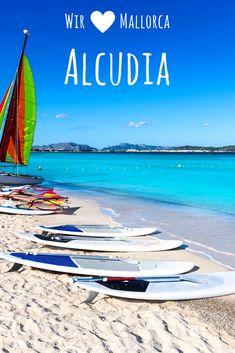 Hoch im Norden von Mallorca liegt das Urlaubsparadies Alcudia. Relaxt am Strand, erkundigt die Altstadt oder macht eine Tour bis zum Cap de Formentor. Meine Alcudia Tipps werden euch begeistern!