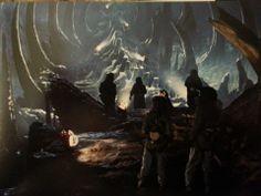 Godzilla: The Art of Destruction   Godzilla 2014 Movie