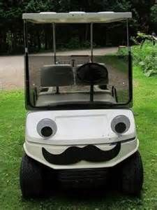 Golf Cart Decorations~ on Pinterest | Golf Carts, Flamingos and Golf