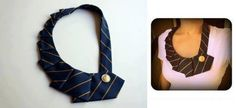 DYI. Tie makeover.