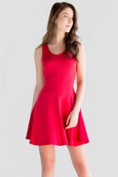 Lillie Solid Dress