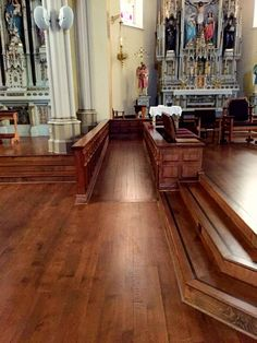 Recently refinished the gorgeous hardwood floors of the St Francis Xavier Church located in Petoskey, MI (844) RENEWIT Like us on Facebook! www.facebook.com/renewitgroup #hardwoodfloors #floorrefinishing #hardwoodflooring #woodfloors #woodfloorrefinishing #michiganfloorrefinishing #stfrancisxavierchurchpetoskey #petoskeychurch #churchfloors #church #northernmichigan #upnorthmichigan #puremichigan #renewitgroup