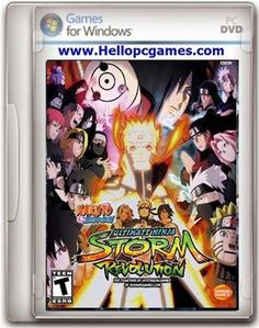 Naruto Shippuden Ultimate Ninja Storm Revolution PC Game File Size: 5.80 GB System Requirements: OS: Windows XP (32-Bit), Windows Vista, Windows 7, Windows 8 CPU: Intel 2.3 GHz Dual Core or AMD Memory: 1 GB Video: 512 MB video cards Pixel Shader 4.0 (Geforce 8xxx-ATI HD2xxx) Sound Card: Sound device compatible with DirectX 9.0 Free …
