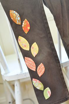 Easy Applique ~ The Starch Method by Joanna from Fig Tree & Co. « Sew,Mama,Sew! Blog