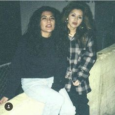 Back in 1988 or 89 Lilly and shorty hanging out in the projects  (Haborhill stairway) on a friday night
