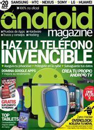Android Magazine - Marzo-Abril 2016 [PDF]