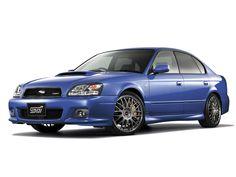 2002 Subaru Legacy STi