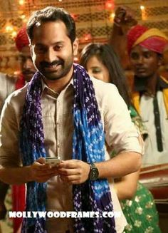 Mollywood Frames. | Malayalam cinema | Malayalam films: Fahadh Faasil as labourer in Akku Akbar's next