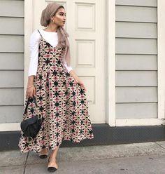 #hijabioutfitscasual Modest Dresses, Modest Outfits, Casual Dresses, Church Dresses, Modest Clothing, Muslim Fashion, Modest Fashion, Apostolic Fashion, Eid Outfits