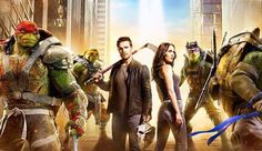 Raise Some Shell with New Teenage Mutant Ninja Turtles: Out of the Shadows TV Spots
