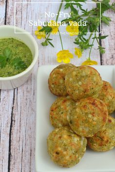 This light and crispy sabudana vada is not only  a fun snack to eat, but is also among the preferred foods during fasting days and festivals like Navratri.  In  my household, it is also served for breakfast and sometimes the kid love to pack it for their lunches. for more>http://bit.ly/1Y577Ws
