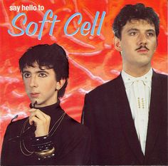 Soft Cell, Music Artwork, 6 Music, Artwork Design, Say Hello, Singer, Album, Sayings, Movie Posters