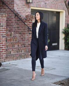 Ποια είναι τα πιο chic look για το γραφείο;   μοδα , street style   ELLE
