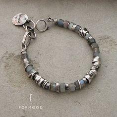 Silver Bracelets, Bracelets For Men, Fashion Bracelets, Jewelry Bracelets, Silver Earrings, Silver Jewellery, Sterling Silver Name Necklace, Silver Ring, Argent Sterling