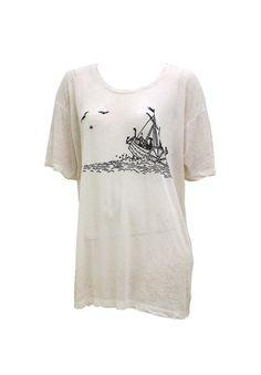 Moomin by Ivana Helsinki: T-shirt - Karlström & Karlström HB Moomin, Helsinki, Everyday Fashion, T Shirt, Shirt Shop, Sweatpants, Style Inspiration, Mens Tops, How To Wear