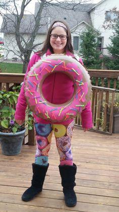 Halloween Donut Costume