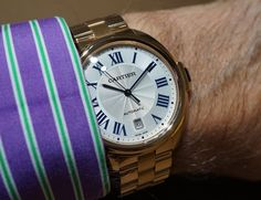 Will the Clé de Cartier live up to my expectations?