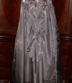 Renaissance Skirt  •  Make a costume skirt