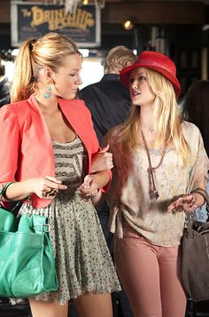 InStyle.com What's Right Now: Gossip Girl Fashion: Serena's Earrings and More! - Photo Gallery Image 1