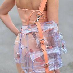 Grafea backpack new styles – Just Trendy Girls Clear Backpacks, Cute Mini Backpacks, Stylish Backpacks, Girl Backpacks, Grafea Backpack, Backpack Bags, Leather Backpack, Fashion Bags, Fashion Backpack