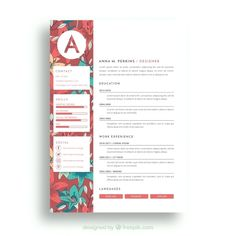 Are you looking for a editable cv template? Sign up for our job search ideas and download this template for free. You can easily adjust it in Microsoft Word or Pages.   #basicresume #cvtemplate #interview #career #jobsearch #SimpleResume #resume #resumetemplate #ProfessionalResume #MinimalistResume Basic Resume, Simple Resume, Modern Resume, Professional Resume, Cv Template, Resume Templates, Sales Resume, Cv Design, Resume Examples