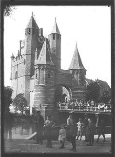 Haarlem, Amsterdamse Poort.