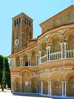 Basilique Santi Maria e Donato à Murano