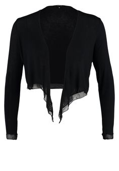 comma, Strickjacke - black - Zalando.de