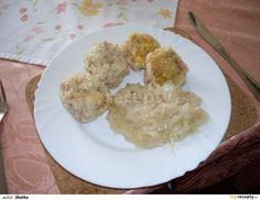 Zelí v mikrovlnce Risotto, Potato Salad, Hamburger, Microwave, Grains, Rice, Potatoes, Ethnic Recipes, Food
