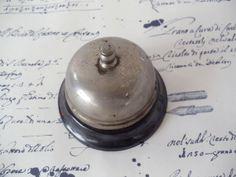 Vintage HOTEL BELL  Bellboy Service Bell  by UrbanRenewalDesigns, $9.00