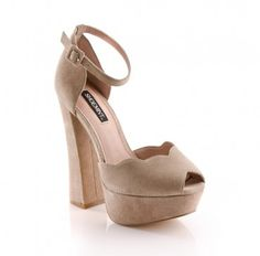Cutest little Chloe shoes, work perfectly during the day or in the evening..from shoemint.com