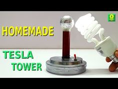 How to Build a Tesla Coil - All